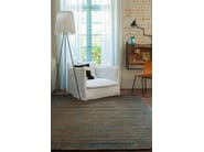 Handmade rectangular rug METISSAGE - Toulemonde Bochart