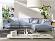 Sectional relaxing sofa MICOL | Sectional sofa - Egoitaliano