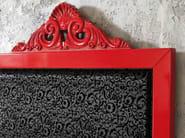 Stylish fashion luxury furniture laquered armchair - Minimal Baroque Collection - Modenese Gastone