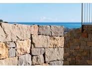 Natural stone wall tiles MISTO BORDIGHERA - B&B