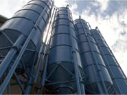 Dosage system Monobloc and telescopic silos - SAMI