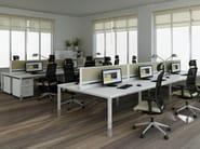 Multiple office workstation G4 | Multiple office workstation - BALMA