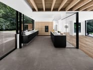 Indoor/outdoor full-body porcelain stoneware wall/floor tiles MYSTONE BLUESTONE - MARAZZI