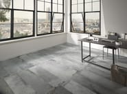 Porcelain stoneware flooring with stone effect LASCAUX NAXA STUDIO - La Fabbrica