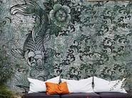 Outdoor wallpaper NERO DI CHINA - Wall&decò