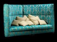 High-back fabric sofa NEW ROTONDO - VGnewtrend
