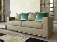 3 seater fabric sofa NEWMAN | 3 seater sofa - Domingo Salotti