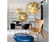 Brass chandelier NORMA - Driade
