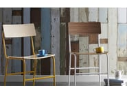 Wooden chair NOTA - Atipico