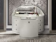 Leather dressing table NOTTING HILL | Dressing table - Formitalia Group