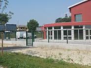 Fence NYLOFOR® CITY - BETAFENCE ITALIA