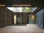 Motif outdoor wallpaper OBLIQUA - Wall&decò