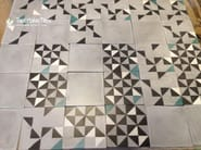 Indoor/outdoor cement wall/floor tiles ODYSSEAS 202 - TsourlakisTiles