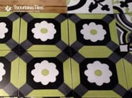 Indoor/outdoor cement wall/floor tiles ODYSSEAS 205 - TsourlakisTiles