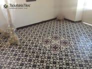 Indoor/outdoor cement wall/floor tiles ODYSSEAS 218 - TsourlakisTiles