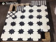 Indoor/outdoor cement wall/floor tiles ODYSSEAS 237 - TsourlakisTiles