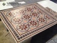 Indoor/outdoor cement wall/floor tiles ODYSSEAS 253 - TsourlakisTiles