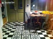 Indoor/outdoor cement wall/floor tiles ODYSSEAS 267 - TsourlakisTiles