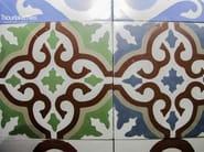 Indoor/outdoor cement wall/floor tiles ODYSSEAS 289 - TsourlakisTiles