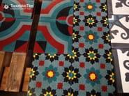 Indoor/outdoor cement wall/floor tiles ODYSSEAS 290 - TsourlakisTiles
