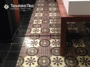 Indoor/outdoor cement wall/floor tiles ODYSSEAS 294 - TsourlakisTiles