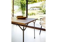Rectangular ash table OFFICINA | Ash table - Magis