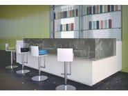 Glass wall tiles onyx effect ONIX - VETROVIVO