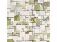 Marble mosaic OPUS VERDE - FRIUL MOSAIC