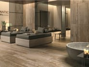 Porcelain stoneware wall tiles with marble effect ORO BIANCO | Wall tiles - Cooperativa Ceramica d'Imola S.c.