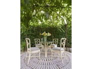 Rattan garden chair ORTENSIA LUXURY | Garden chair - Dolcefarniente by DFN