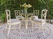 Ortensia garden rattan chair