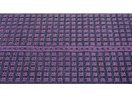 Contemporary style handmade rectangular fabric rug ORTO | Rectangular rug - Paola Lenti