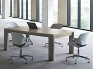 Rectangular meeting table OSTIN | Rectangular meeting table - BALMA
