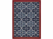 Rug with geometric shapes SULTAN - Jaipur Rugs