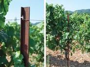 Corten™ vertical gardening trellis ALPI - Siderurgica Ferro Bulloni