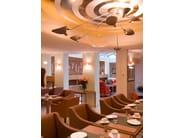 Lampada da soffitto orientabile in metallo PAR7B | Lampada da soffitto - Editions Serge Mouille