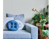 Cuscino rotondo in tessuto per divani PARTY | Cuscino rotondo - SANCAL