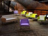 2 seater fabric leisure sofa PASTEL SOFA | 2 seater sofa - Domingo Salotti