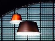 Lampada a sospensione in vetro soffiato ANITA | Lampada a sospensione - ROSSINI ILLUMINAZIONE