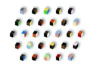 Wall-mounted laminate coat rack PENROSE PLAYWOOD - Bazartherapy