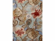 Rug with floral pattern PETAL PUSHER - Jaipur Rugs