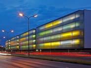 Point-fixed glass facade Pilkington Profilit™ - PILKINGTON ITALIA