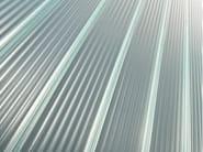 Point-fixed glass facade Pilkington Profilit™ wave - PILKINGTON ITALIA