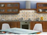 Rivestimento / pavimento in ceramica GIARDINI DI KLINGSOR PIMONTE - CERAMICA FRANCESCO DE MAIO