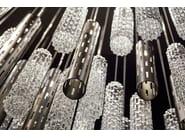 LED Murano glass pendant lamp PIPE LIGHT | Pendant lamp - VGnewtrend