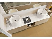 Sectional vanity unit PLAY - MAKRO