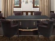 Rectangular dining table WILLIAM - Formitalia Group