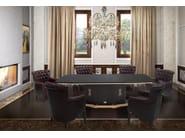 Tavolo da pranzo rettangolare WILLIAM - Formitalia Group