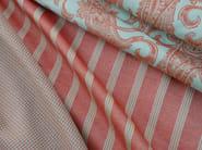 Reversible jacquard fabric POPCOLOR CACHEMIRE - l'Opificio