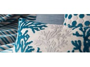 Viscose upholstery fabric with floral pattern PORTOBELLO - Gancedo